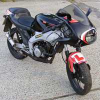 Aprilia RS50 1999 to 2005 (2 Stroke - 50cc)