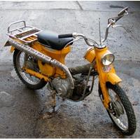 Honda CT 200 90cc