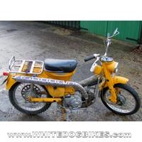 Honda CT 200