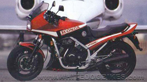 Honda VF1000 F Used Parts and Spares
