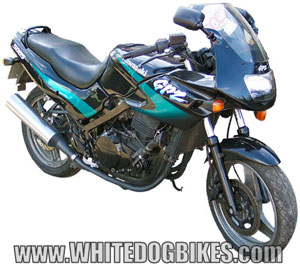 GPZ 500 S D5