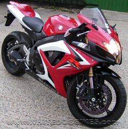 Used Suzuki GSXR600 K7 Parts - Suzuki GSX-R600 K Breakers - Suzuki ...