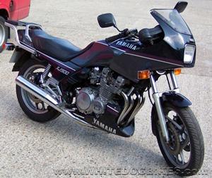XJ 900 F