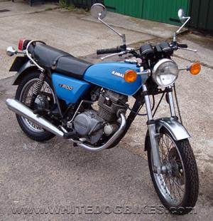 Old Yamaha Spares