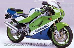 Kawasaki ZXR250A