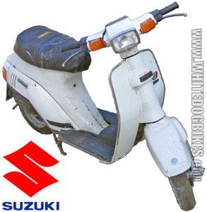 Suzuki CS 50