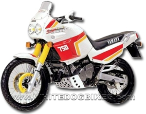 Yamaha XTZ750 Super Ten