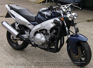 Thundercat Yzf600r on Yamaha Yzf600 R Thundercat Streetfighter  P Reg 1996 4tv Model