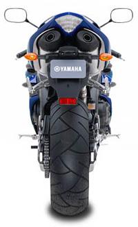 Rear Bike Tyre