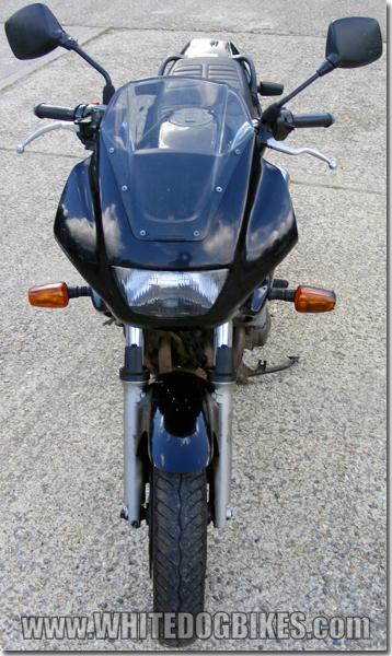 XJ600 Diversion front