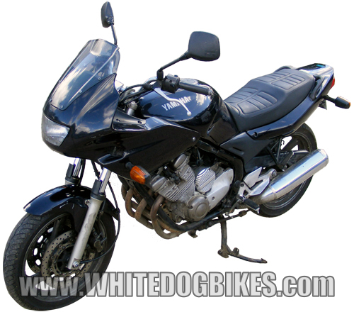Yamaha XJ600 Diversion Specs