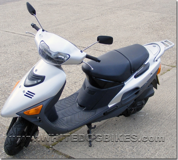 Suzuki An125 Specs An 125 Specifications Suzuki 125