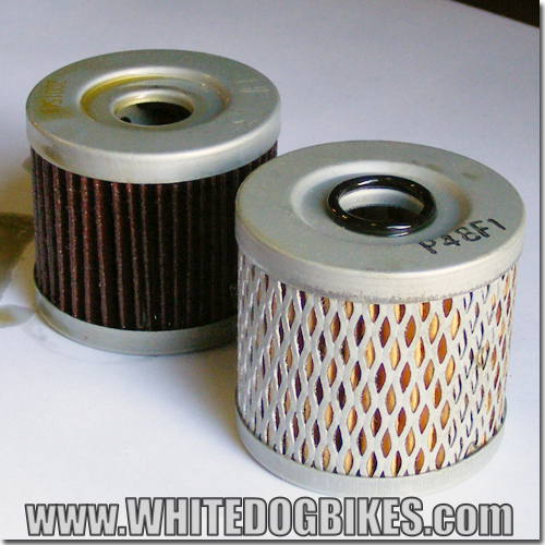 AN125 oil filters