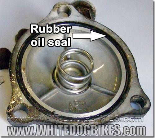 AN125 rubber seal