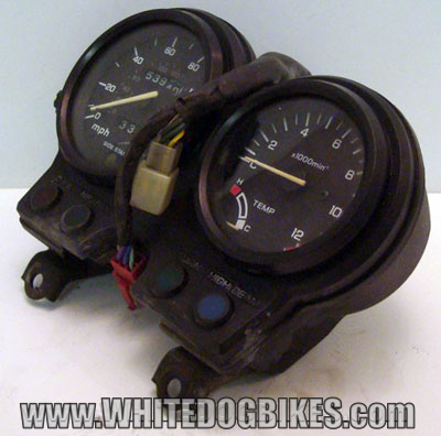 CB500 clocks