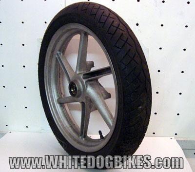 CB500 front wheel