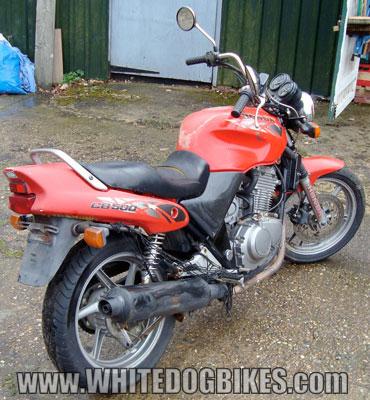 500 CC Rear Brake Light Switch Honda CB 500 X  1999