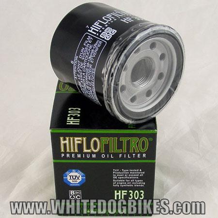 CB500 HF303 oil filter