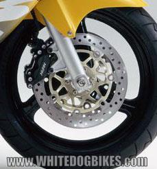 CBR600 F4 brake