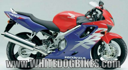 Honda CBR600 FX Specs - Honda CBR 600 FY Specifications