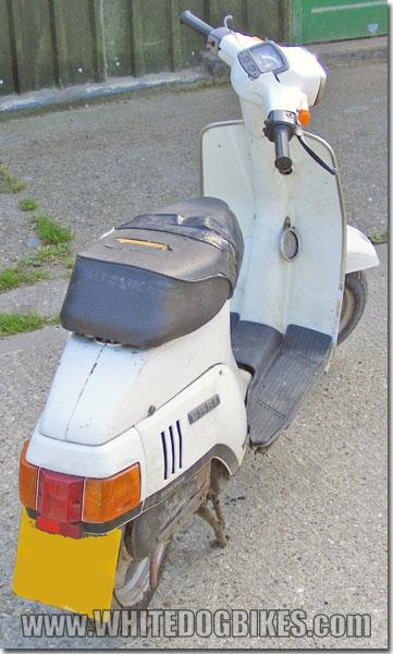 CS50 Roadie rear