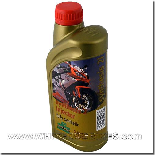 DNA 50 2 stroke oil