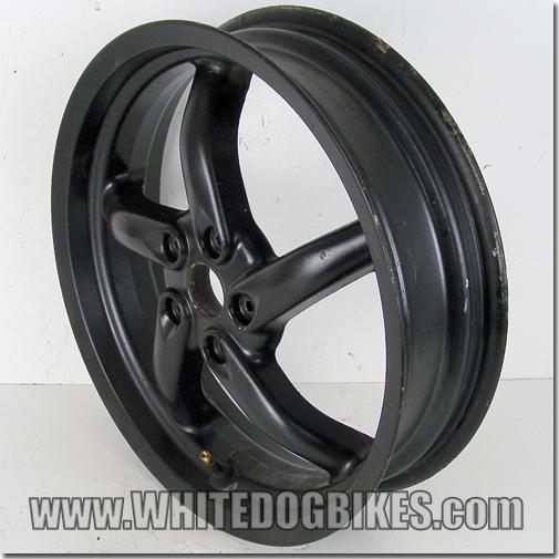DNA 50cc back wheel