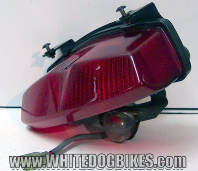 EX500 rear light