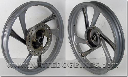 SGX50 Sky wheels