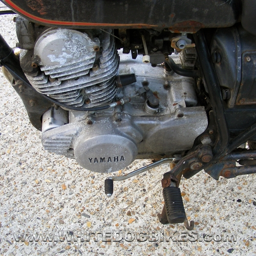 Yamaha   Stroke Oil Specs