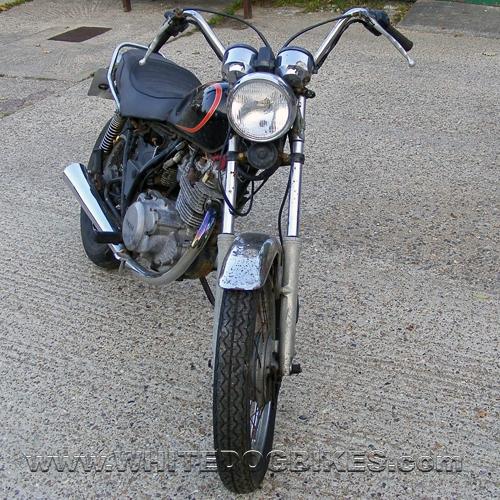 Yamaha SR250 SE Specs - Yamaha SR 250 Exciter Info - Whitedogbikes Blog
