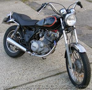 Yamaha SR250-SE