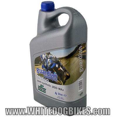 XJ900F oil