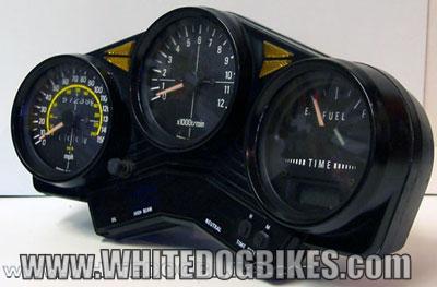 XJ900 F clocks