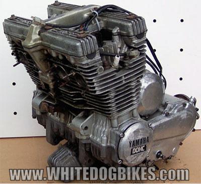 XJ900 Engine