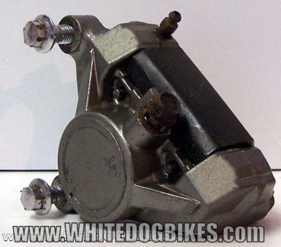 XJ900 brake caliper