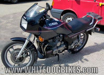 Yamaha XJ900 F