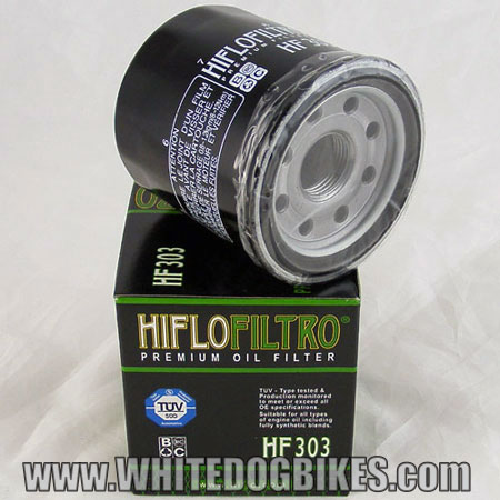 ZX6R Ninja oil filter