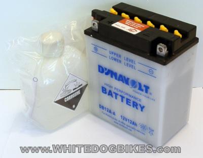 Kawasaki ZXR400 battery