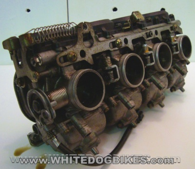 ZXR400 carb