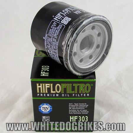 ZXR400 oil filter