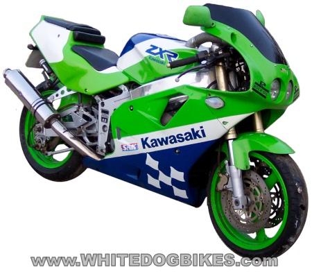 Kawasaki ZXR400 H