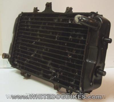ZXR400 radiator