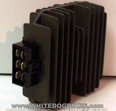 ZXR400 regulator