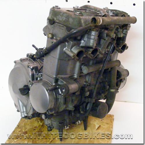 Kawasaki Ninja R Engine Swap