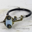 1998 Yamaha XJ600 Diversion Seat Catch and Cable