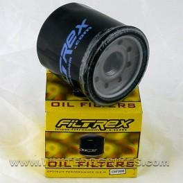 88-03 Kawasaki ZXR400 Ninja Oil Filter - Filtrex OIF006
