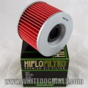 80-82 Kawasaki SR 650 Oil Filter - Hiflo HF401