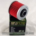 Hiflo HF145 Oil FIlter (same as OIF018, X302, KN-145)