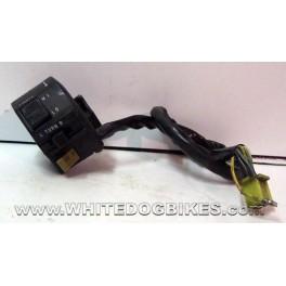 1991 Suzuki GSF400 Bandit Left Switchgear Control